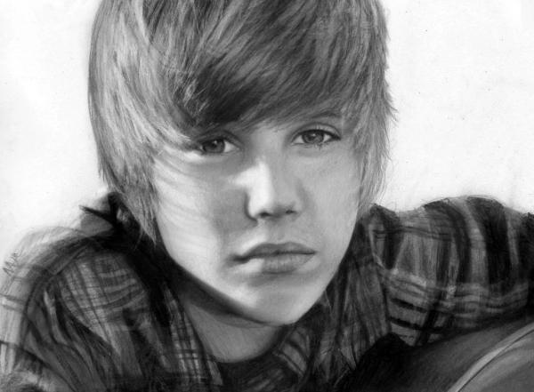 Justin Bieber por Nat-Morley